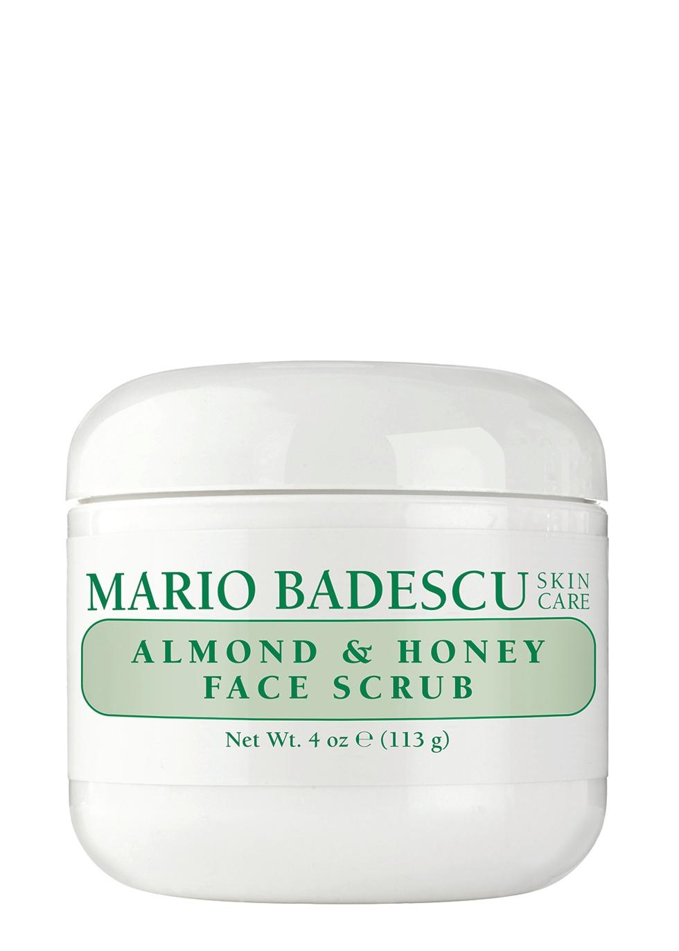 Almond & Honey Non-Abrasive Face Scrub 113g