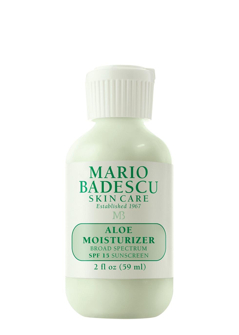Aloe Moisturiser SPF15 59ml
