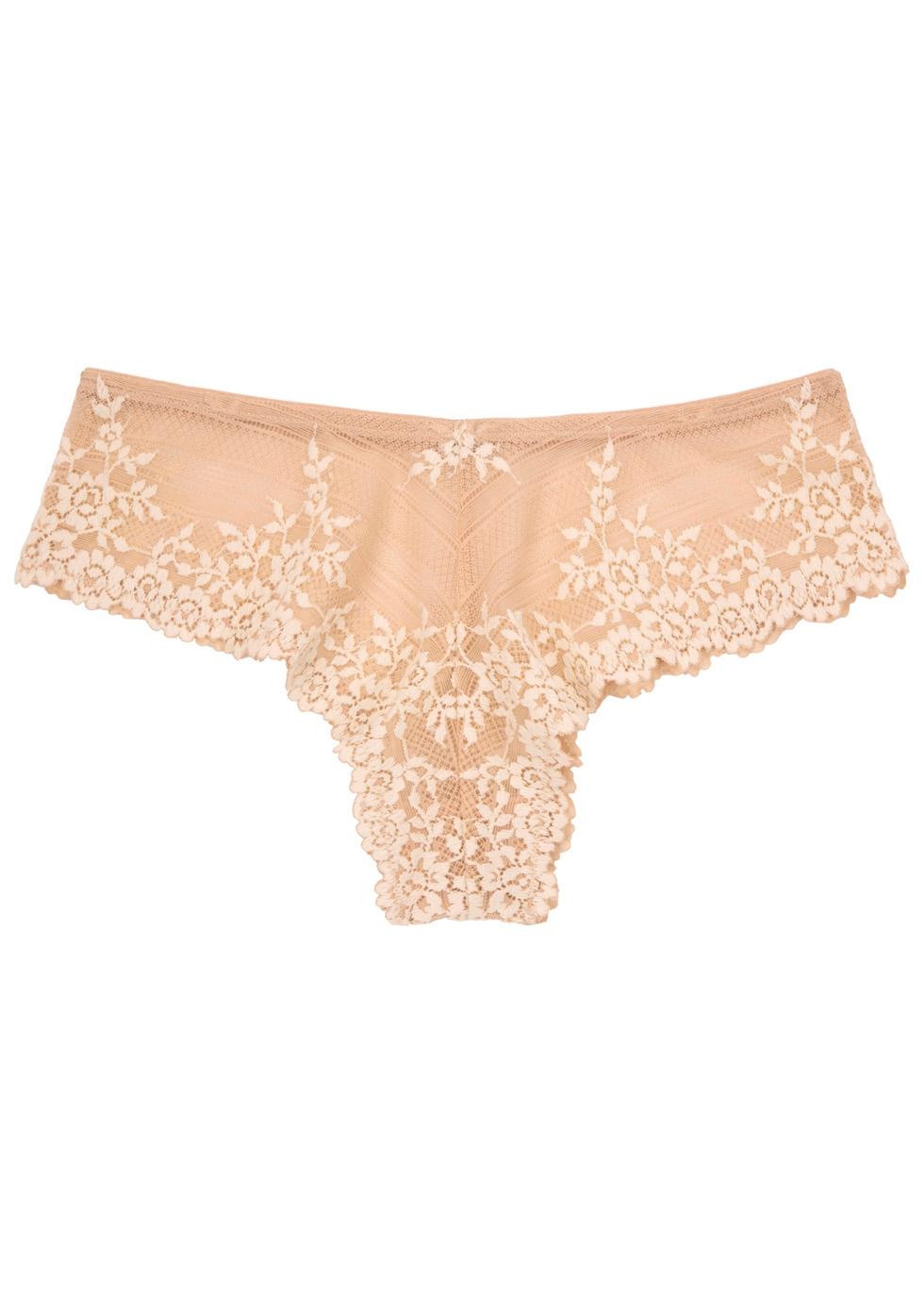 Embrace Lace blush briefs - Wacoal