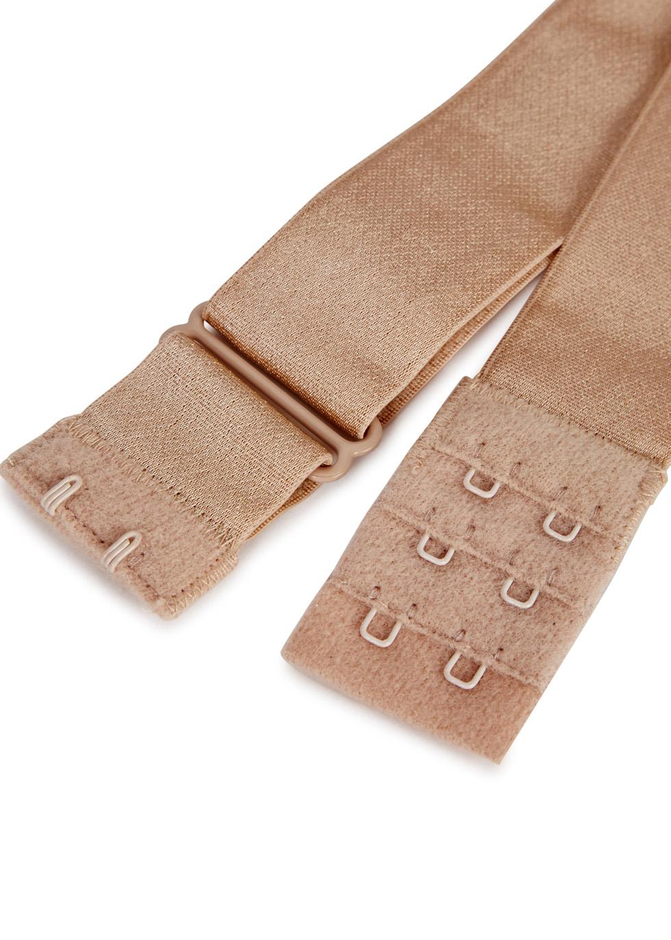 Almond adjustable low-back strap - set of 2 - FASHION FORMS