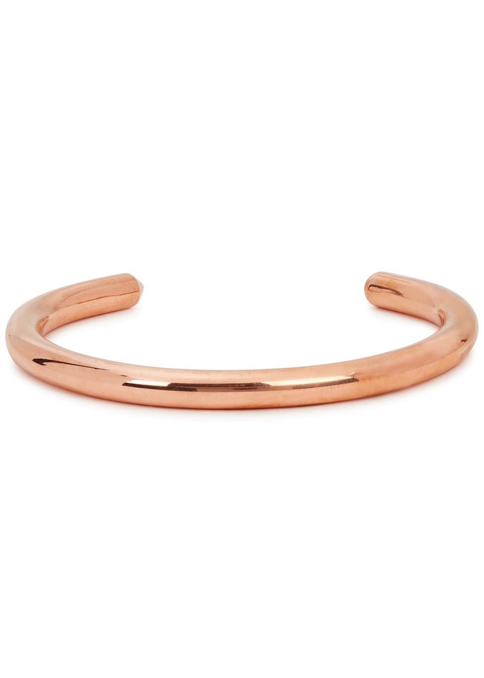 Maxwell copper cuff - Alice Made This