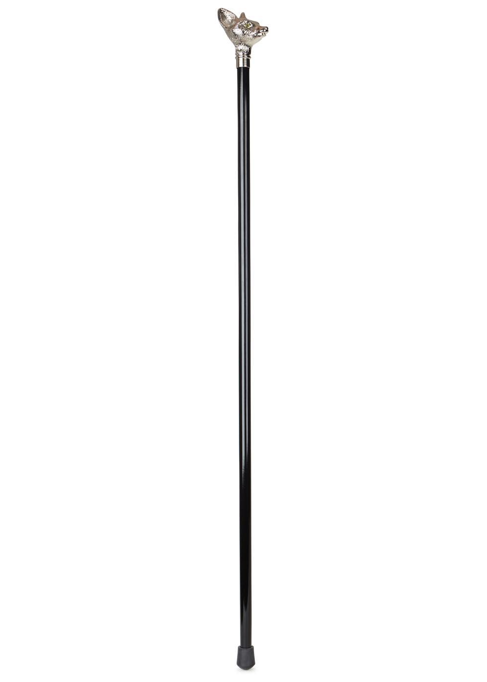 Fox-handle wooden walking stick - Fox Umbrellas