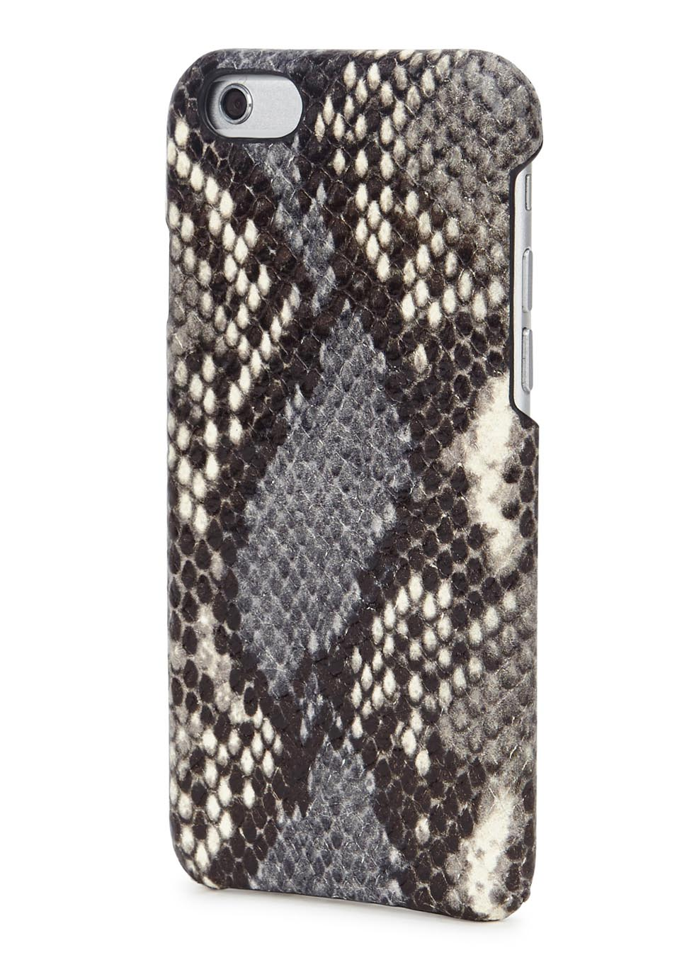 Python-effect leather iPhone 6/6S case - The Case Factory