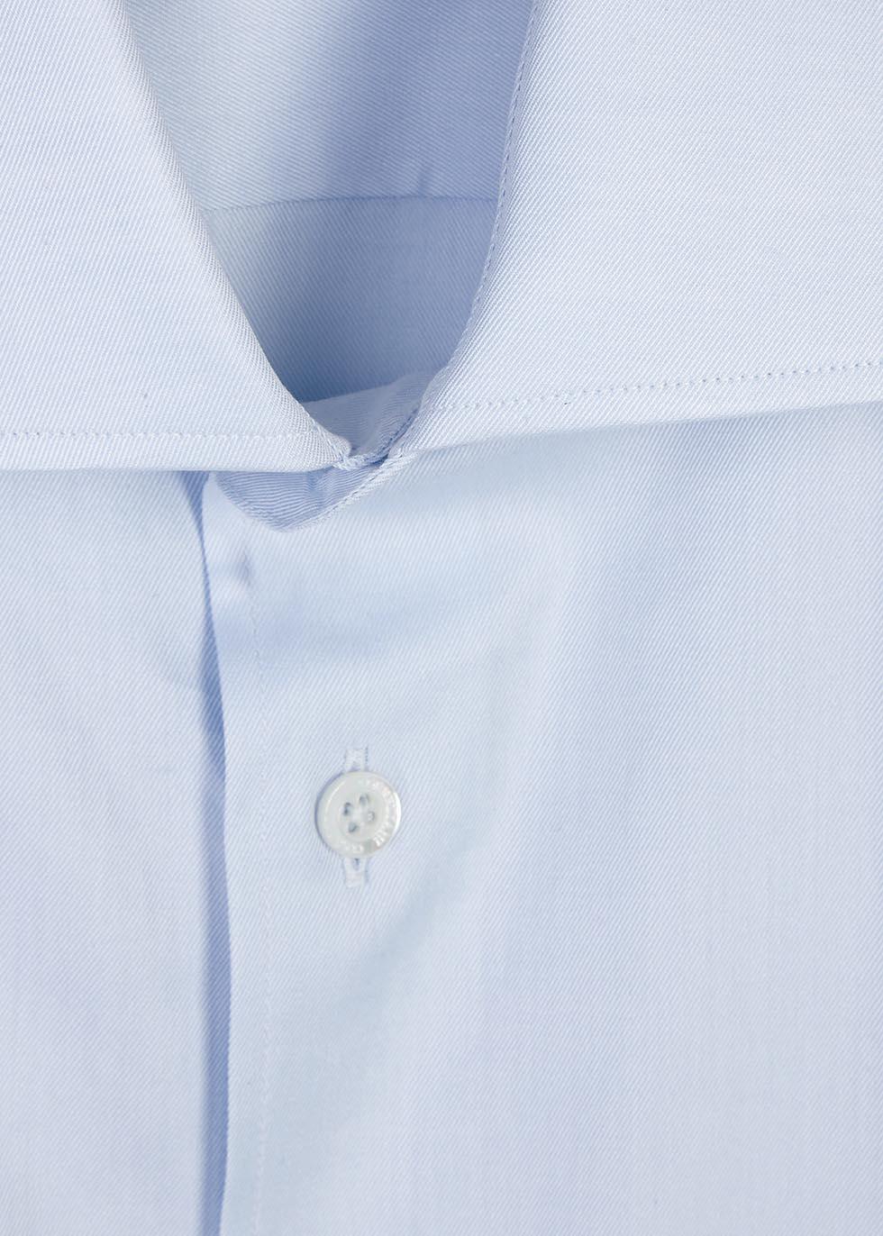Light blue cotton shirt - Corneliani
