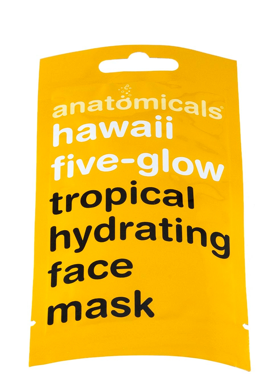 Hawaii Five-Glow Tropical Hydrating Face Mask