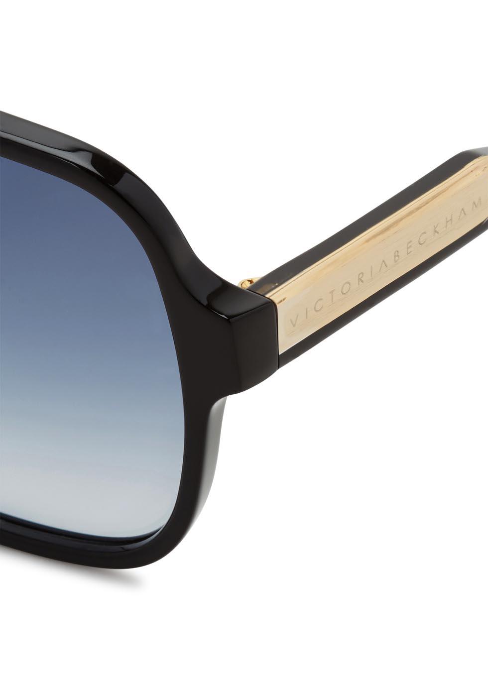 Iconic Square black sunglasses - Victoria Beckham