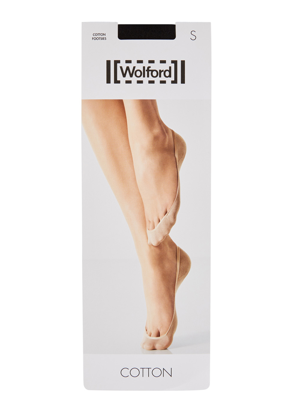 Black low-cut socks - Wolford