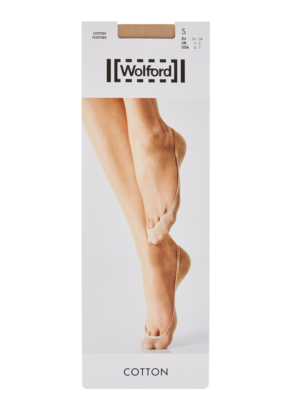 Sand low-cut socks - Wolford