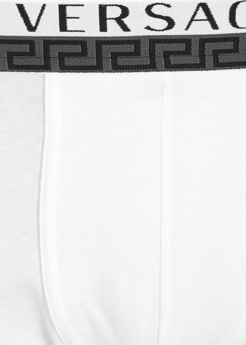 Titan stretch cotton boxer briefs - set of three - Versace