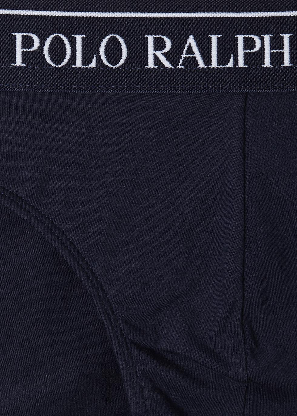 Stretch cotton briefs - set of three - Polo Ralph Lauren