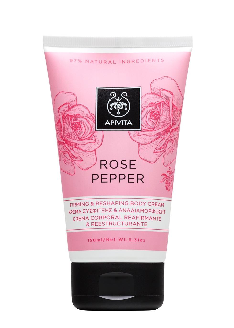 Rose Pepper Body Cream 150ml