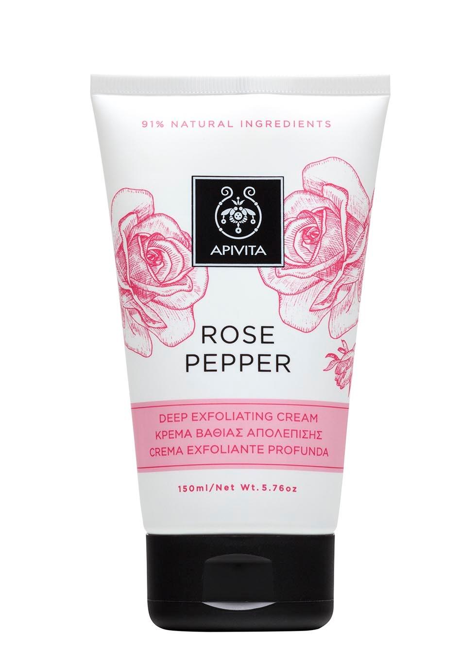 Rose Pepper Deep Exfoliating Cream 150ml