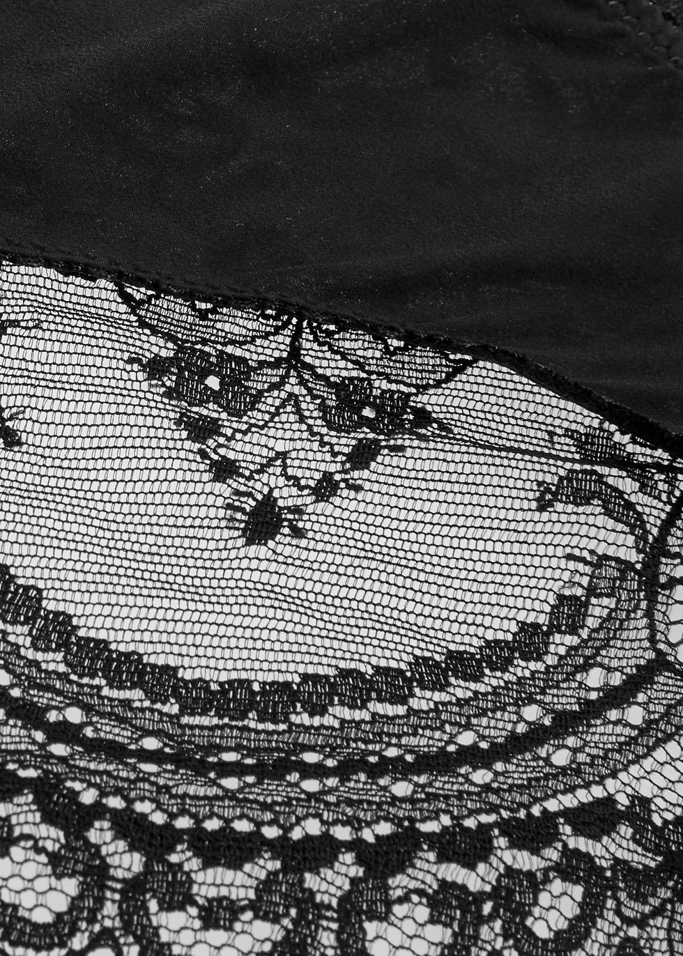 Chrystalle black briefs - Wacoal