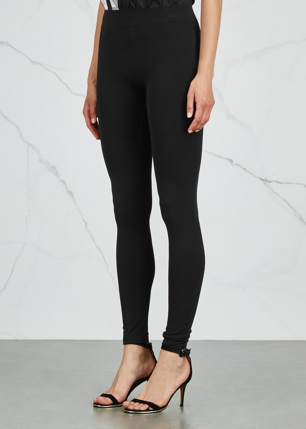 Black leggings - Wolford