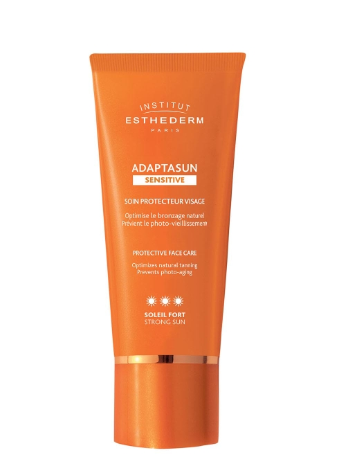 INSTITUT ESTHEDERM Sensitive Skin Face Cream Strong Sun 50ml