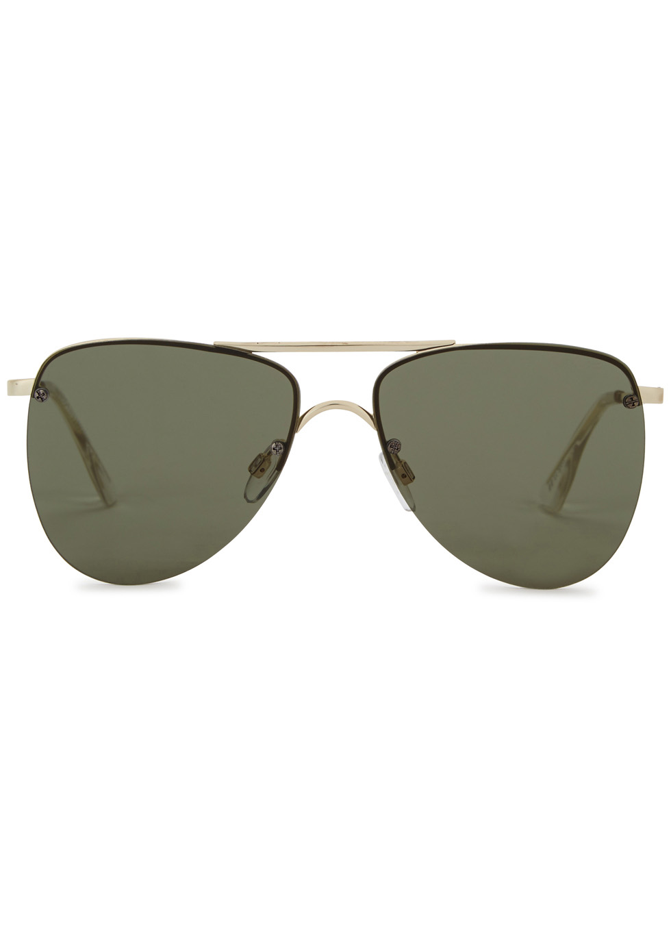 The Prince aviator-style sunglasses - Le Specs