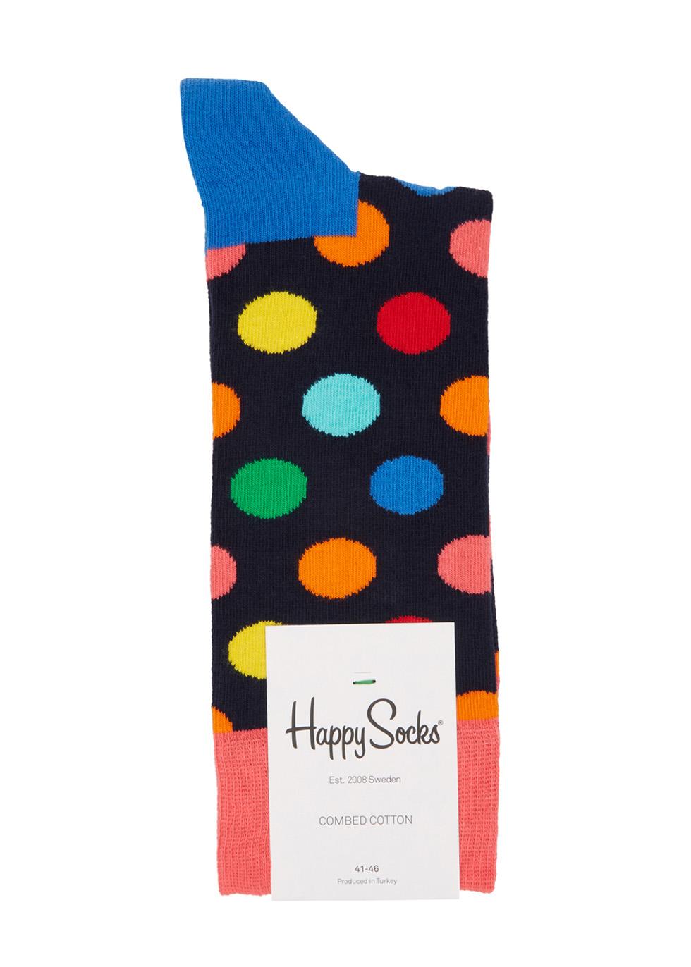 Dot cotton blend socks - Happy Socks