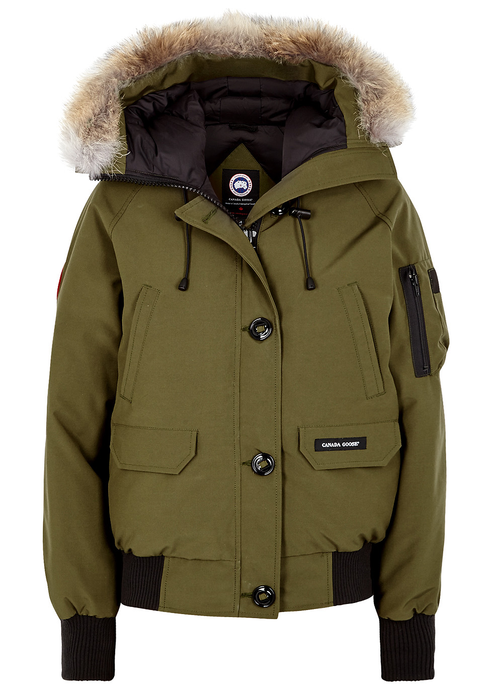 moncler coat cheetham hill