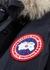 Chelsea navy fur-trimmed Arctic-Tech parka - Canada Goose