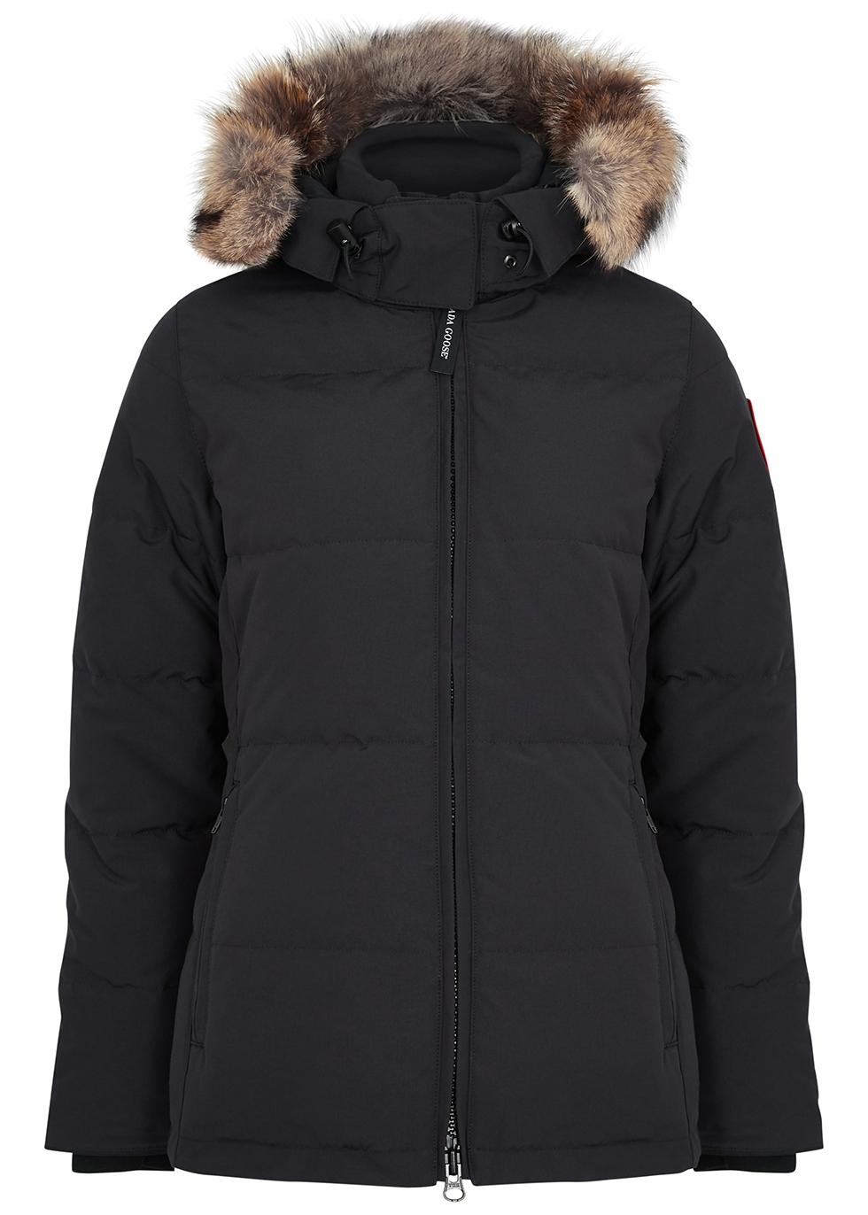 canada goose coat harvey nichols