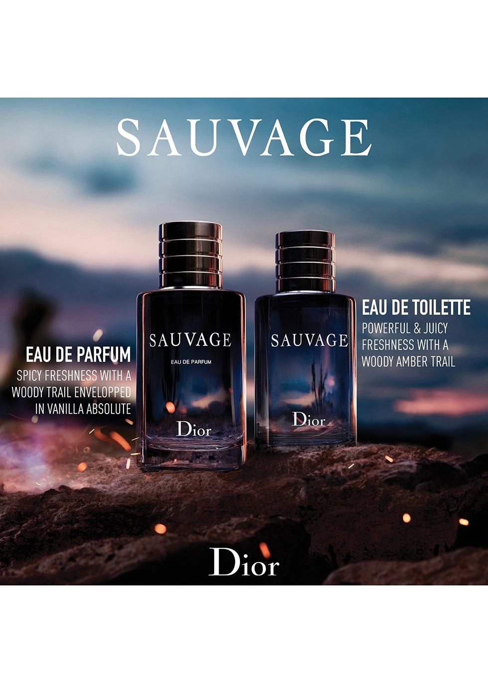 Sauvage Eau de Toilette 200ml - Dior