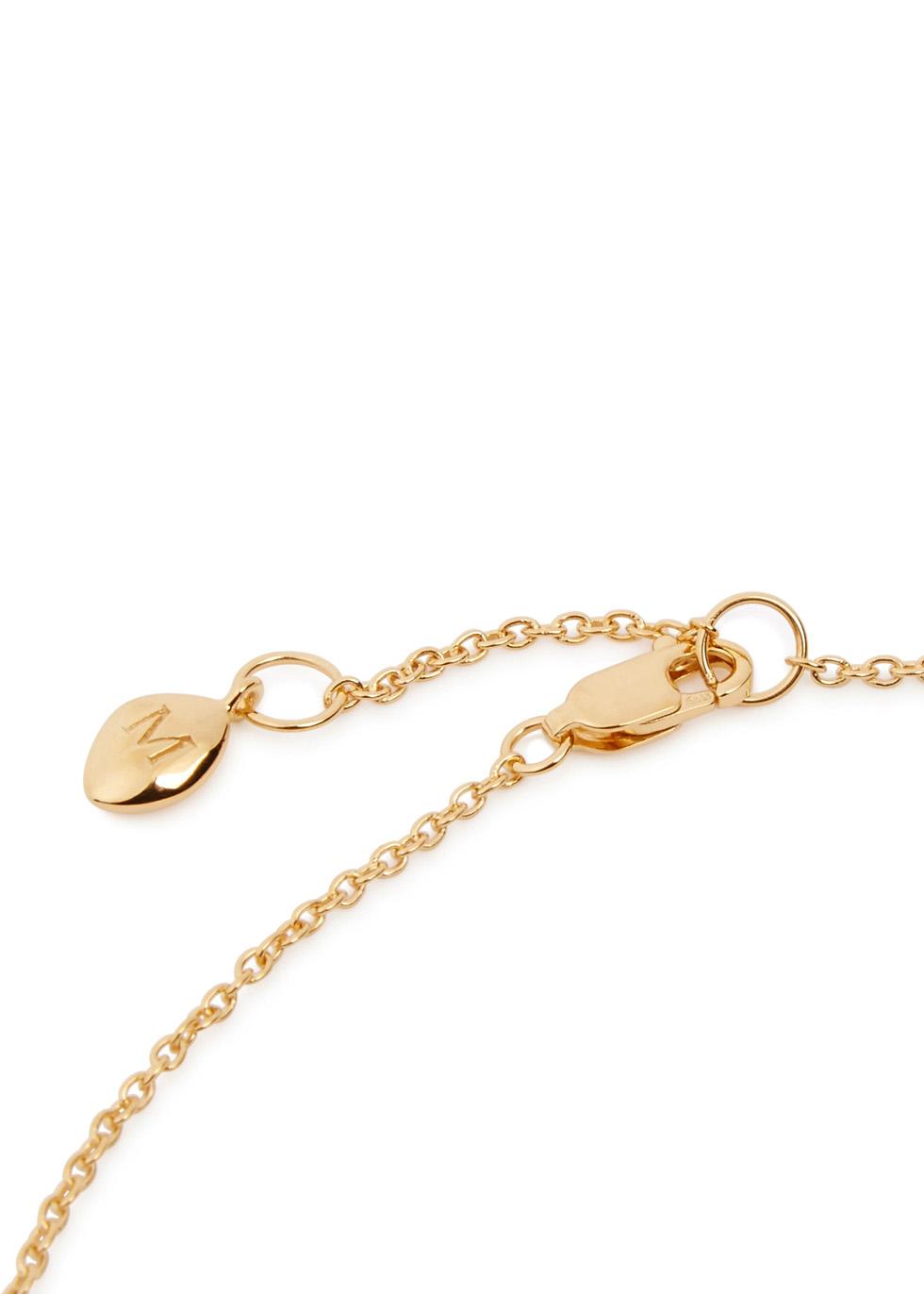 18kt gold vermeil necklace - Missoma