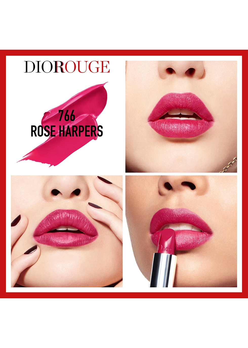 Rouge Dior Couture Colour Lipstick - Dior