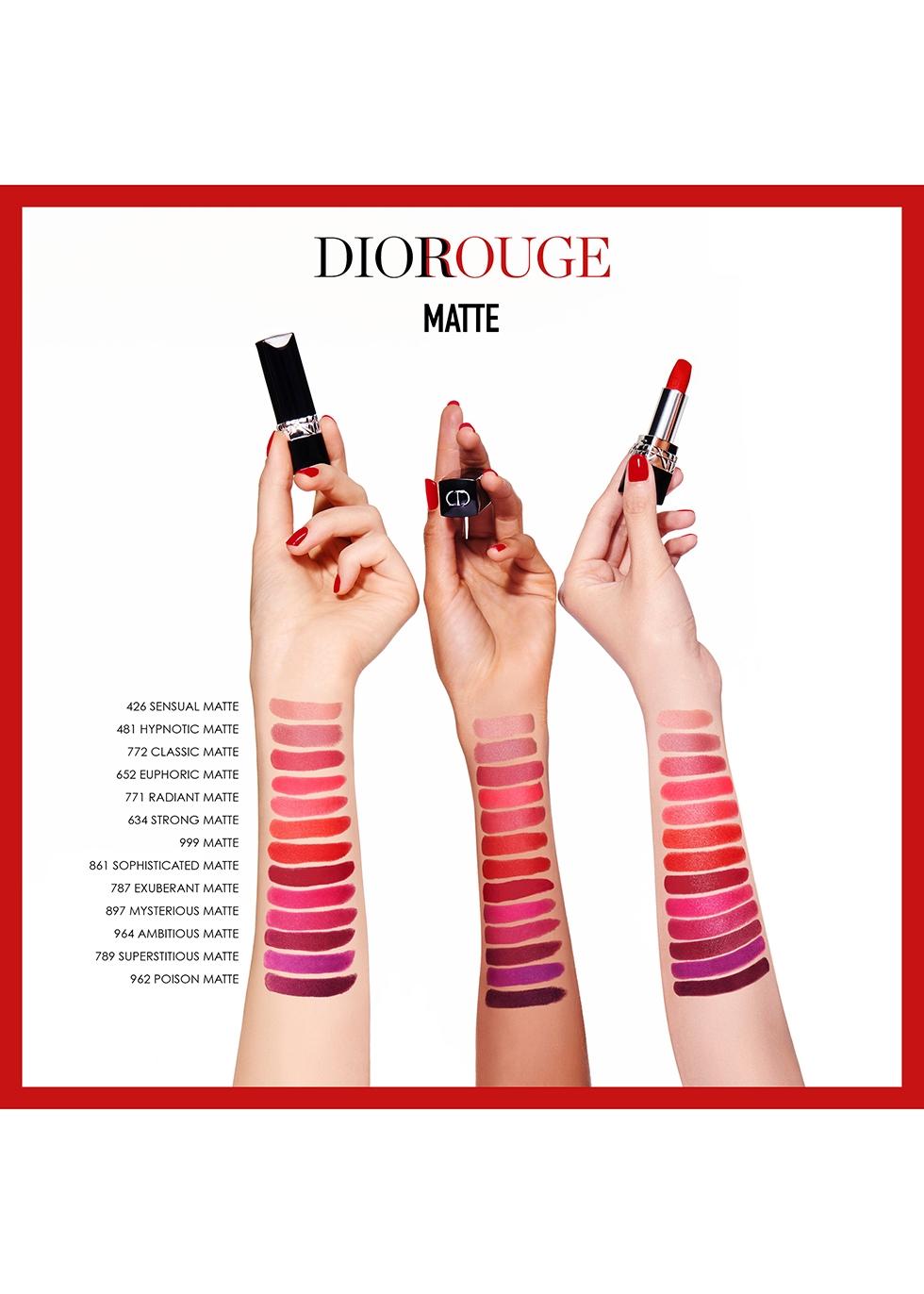 Rouge Dior Couture Colour Lipstick - Dior