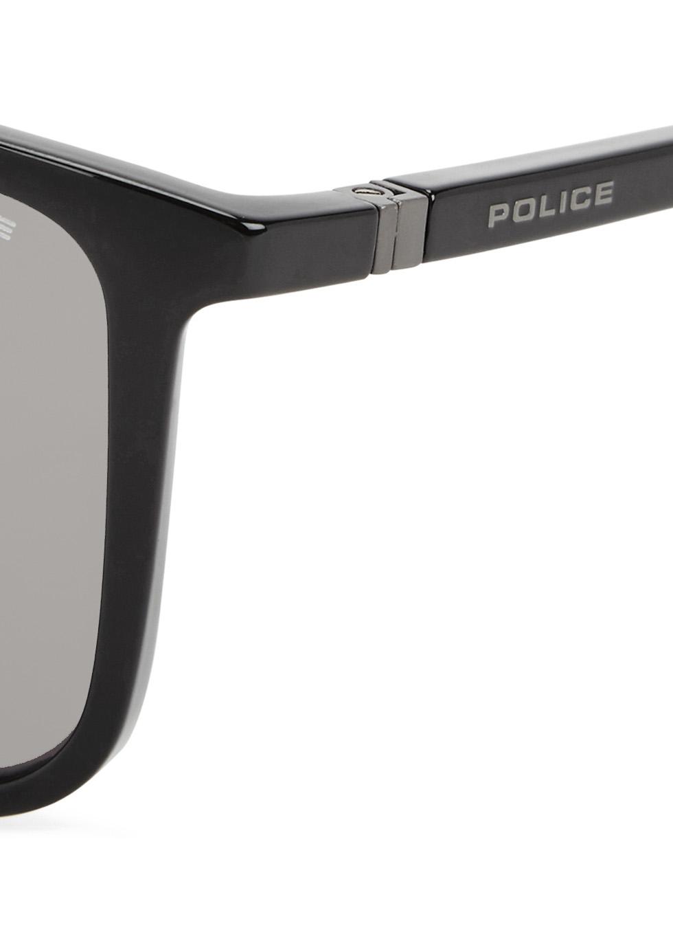 JUNGLE1 rubberised square-frame sunglasses - Police