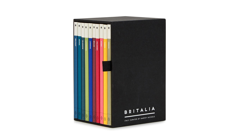Limited Edition Britalia Wallpaper City Guide