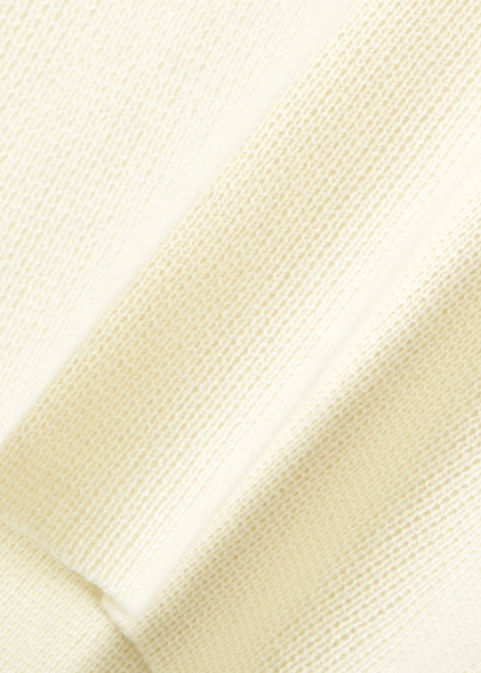 Moscow cream cashmere jumper - Le Kasha