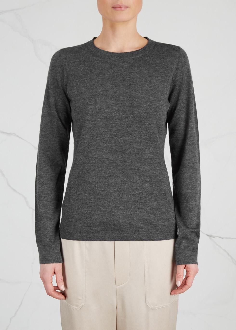Paraty fine-knit cashmere jumper - Le Kasha
