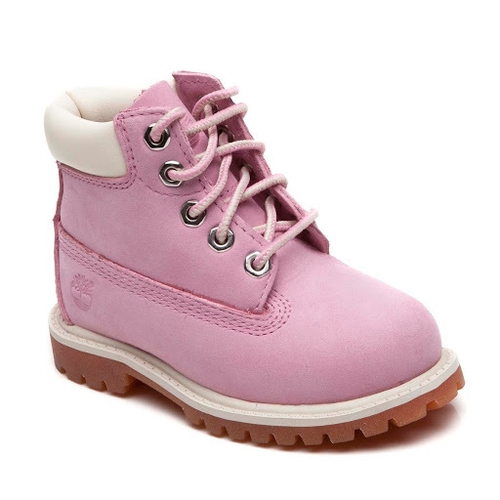 Timberland Classic Boot Pink 21   30
