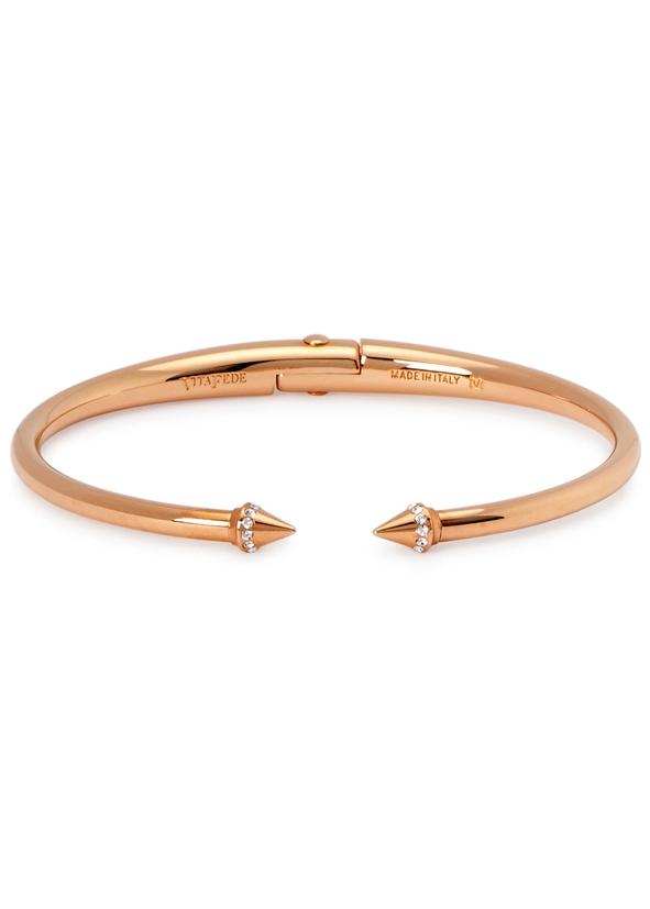Ultra Mini An Rose Gold Plated Bracelet