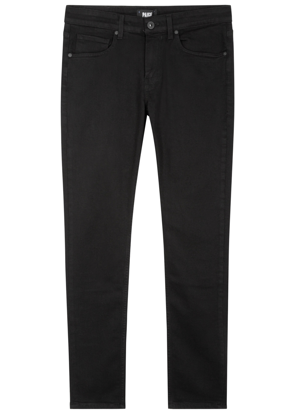 Croft black skinny jeans