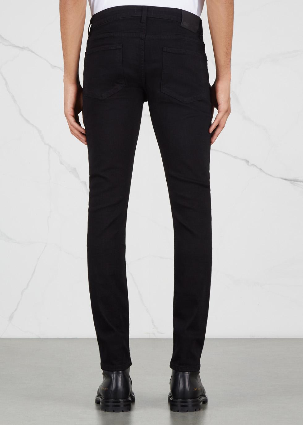 Croft black skinny jeans - Paige