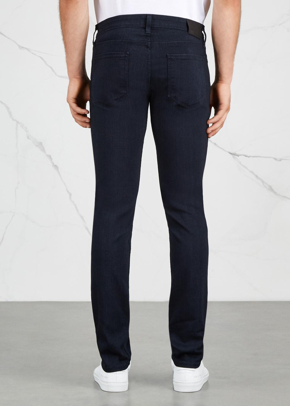 Croft indigo skinny jeans - Paige