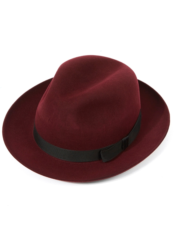 Men s Designer Trilby Hats - Luxury Brands - Harvey Nichols acdf6a84567