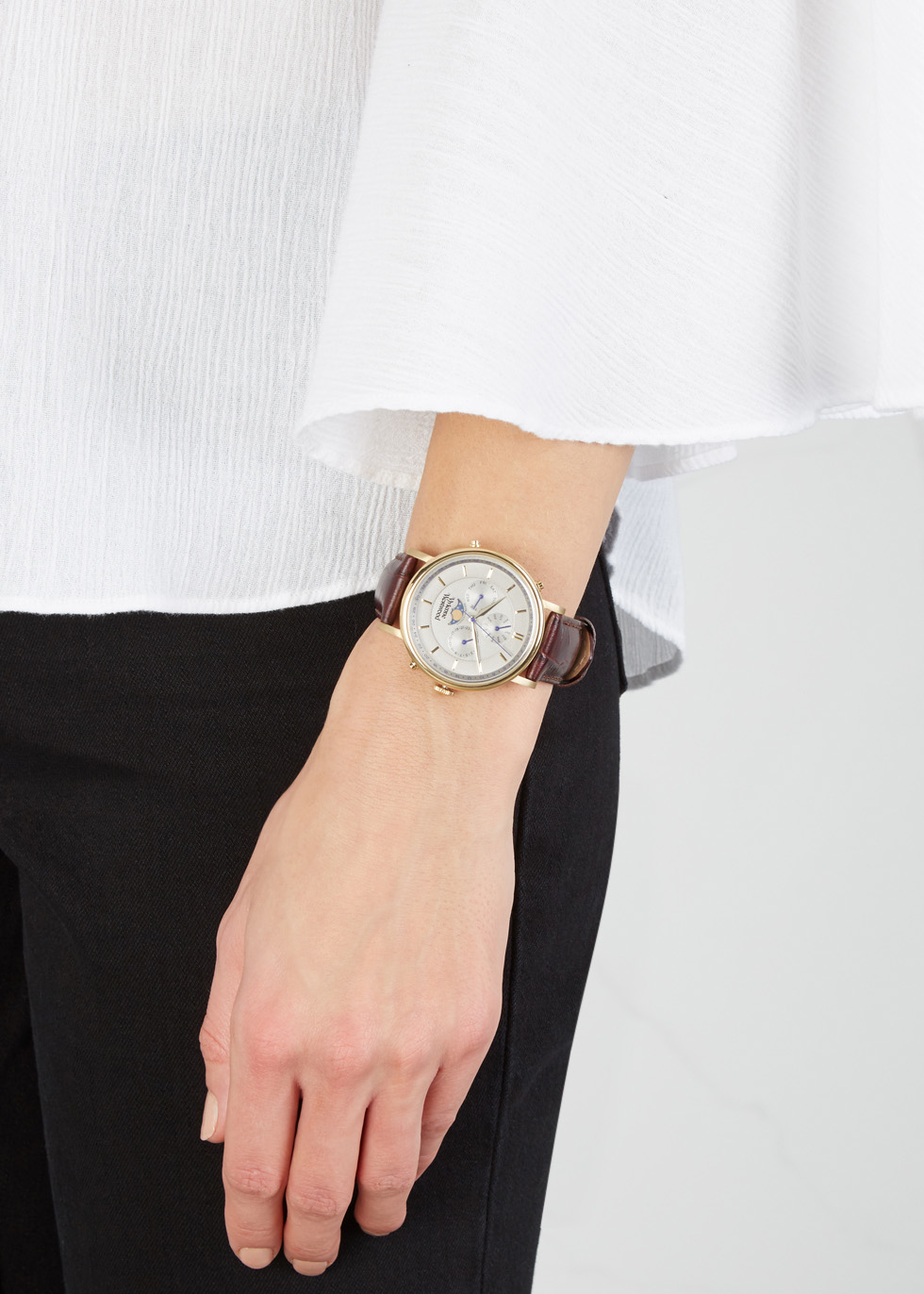 Portland gold tone watch - Vivienne Westwood