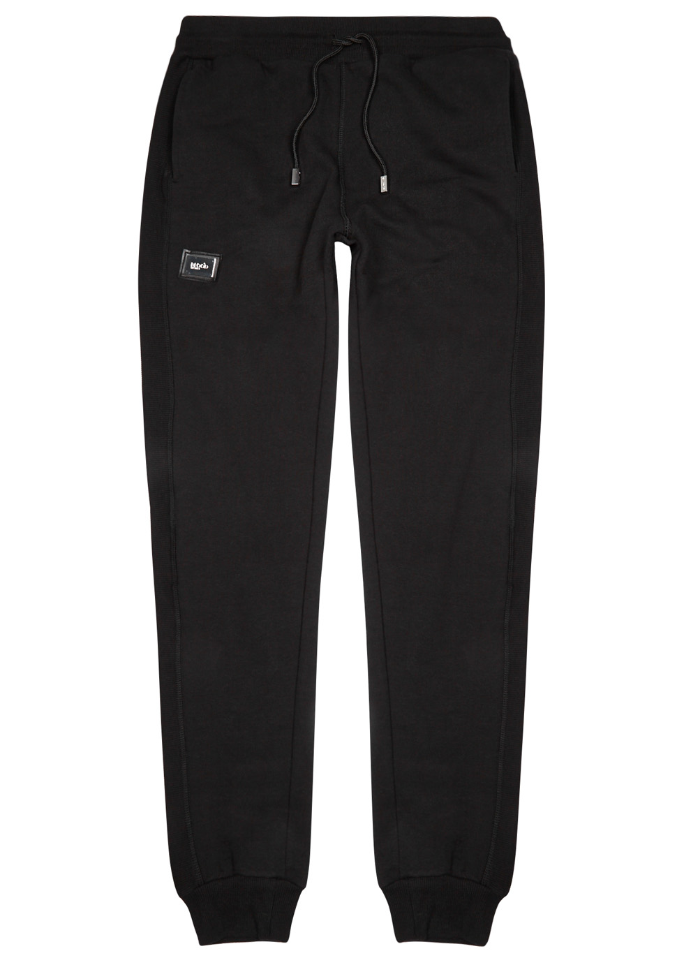 BLOOD BROTHER FORM COTTON BLEND JOGGING TROUSERS