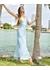 Celestine georgette dress - Aya Silk