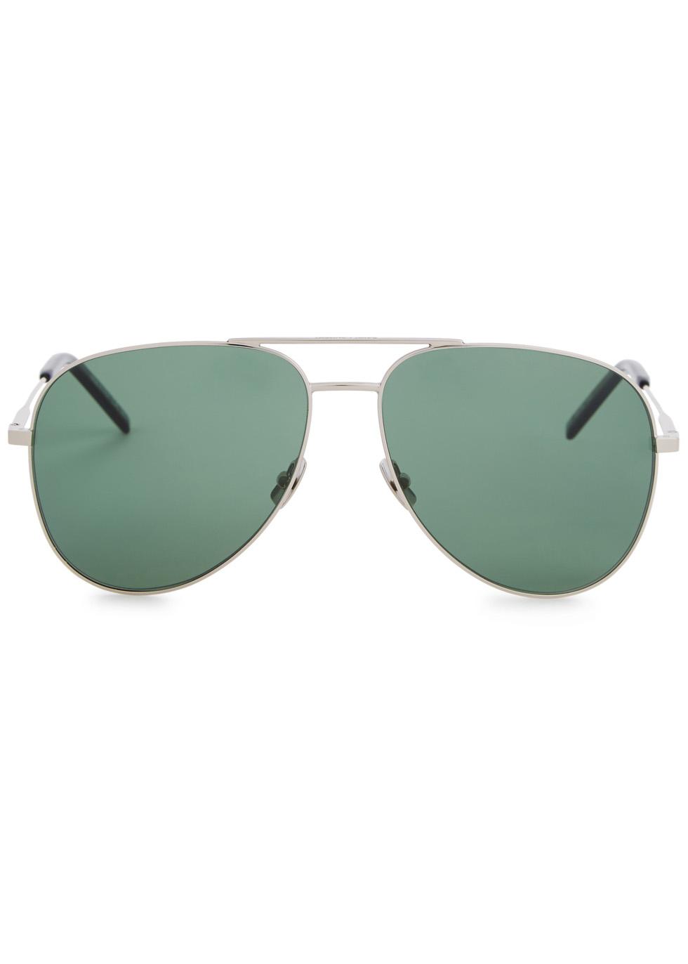 Classic 11 aviator-style sunglasses - Saint Laurent