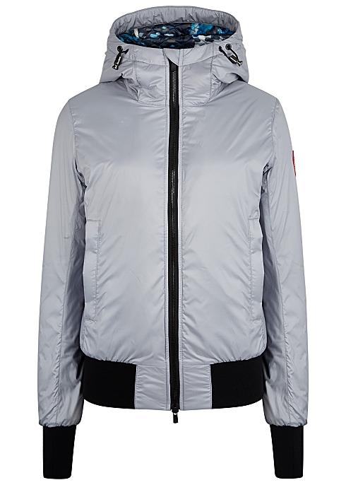 2bb424cea03 Canada Goose Dore grey shell jacket - Harvey Nichols