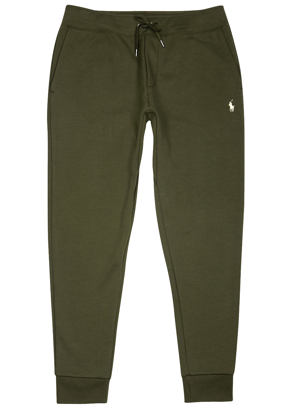 Olive jersey jogging trousers - Polo Ralph Lauren