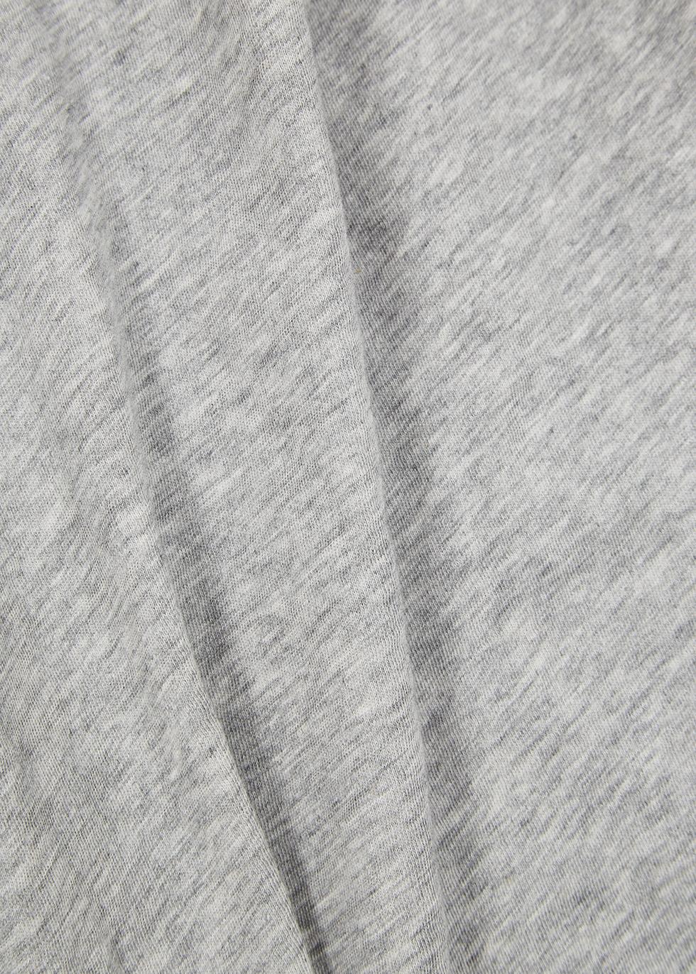 The Tee grey cotton T-shirt - rag & bone