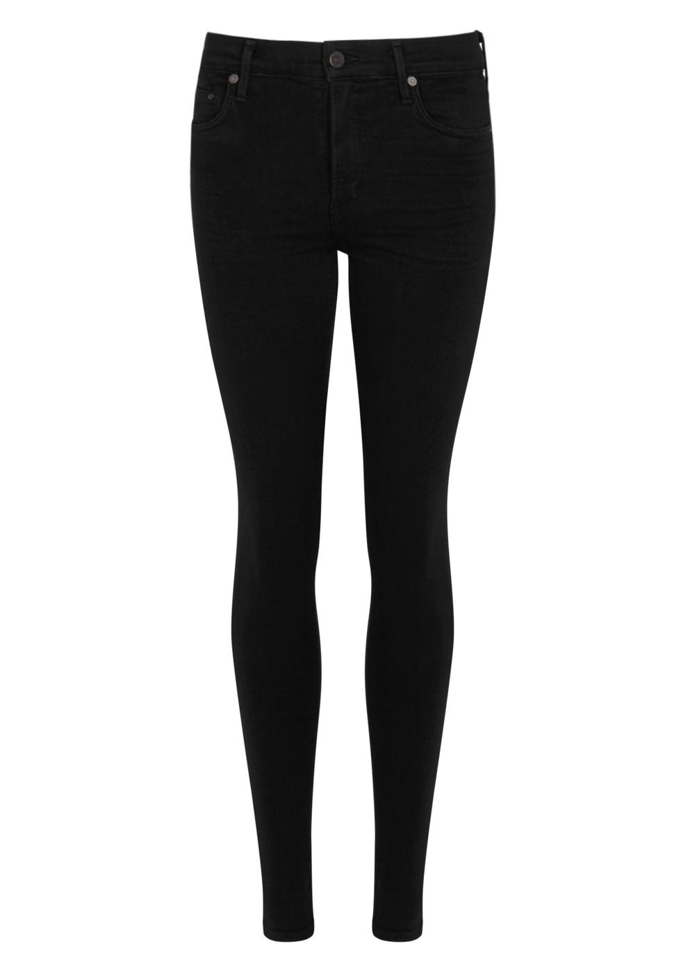 Rocket black skinny jeans