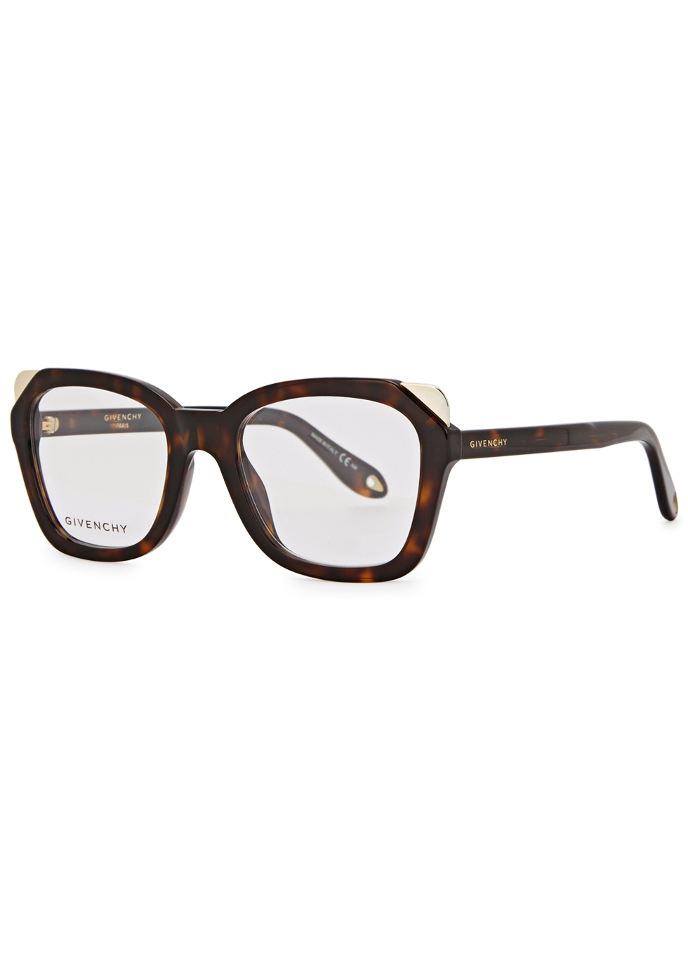 GV 0042 square-frame optical glasses - Givenchy