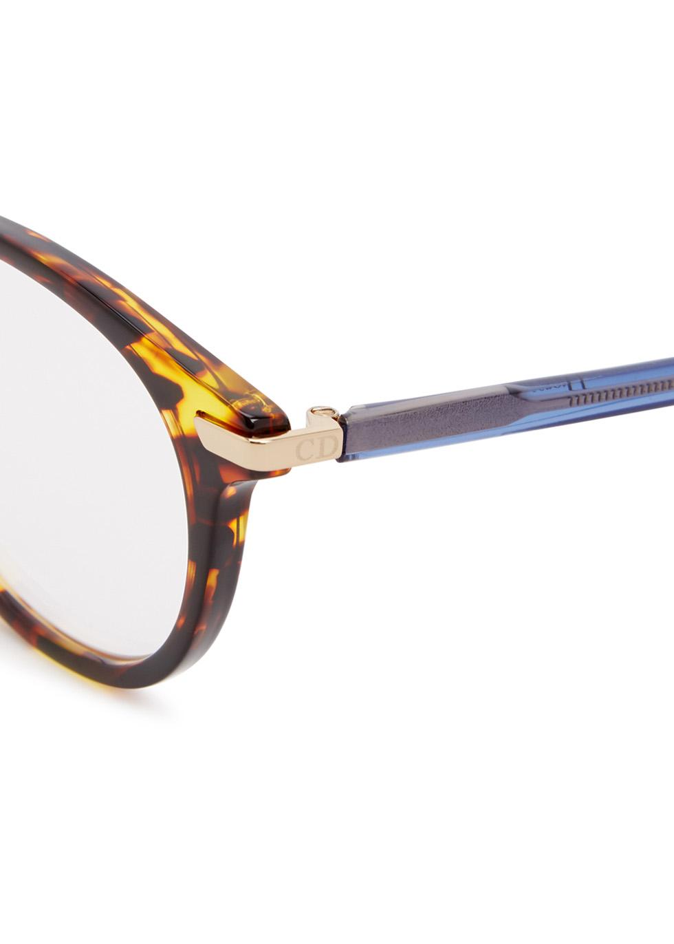 DiorEssence1 tortoiseshell optical glasses - Dior