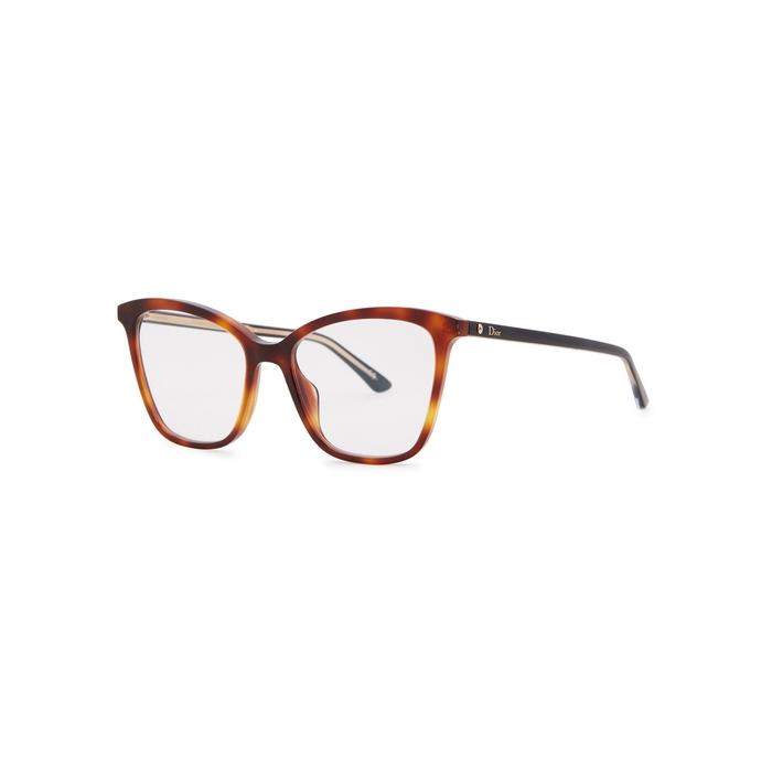 8f84a2c386fc1 Dior Montaigne46 Cat-eye Optical Glasses