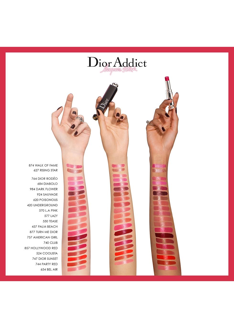Dior Addict Lacquer Stick - Dior